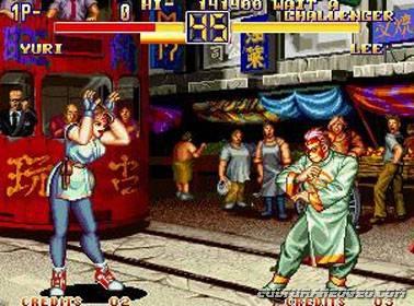 Resultado de imagen para Art of Fighting 2