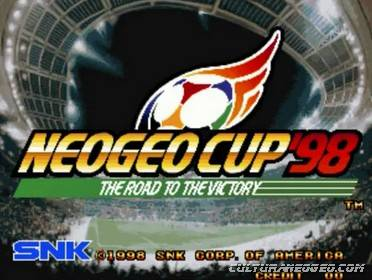 Análisis Review Neo Geo Cup 98: The Road to the Victory