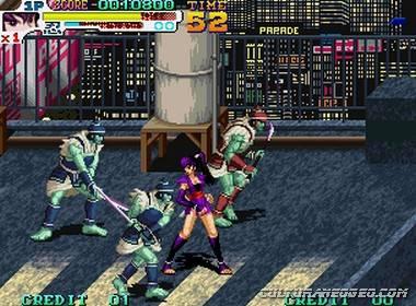 Lista de juegos Neo Geo MVS